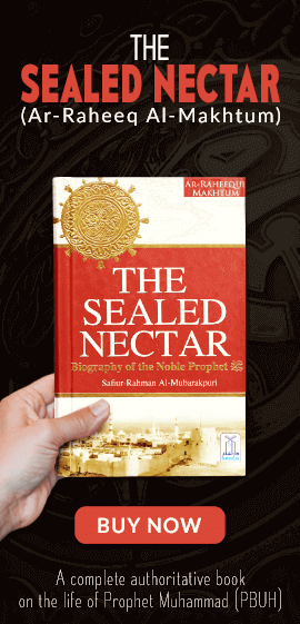The Sealed Nectar (Ar Raheeq Al Makhtoum)