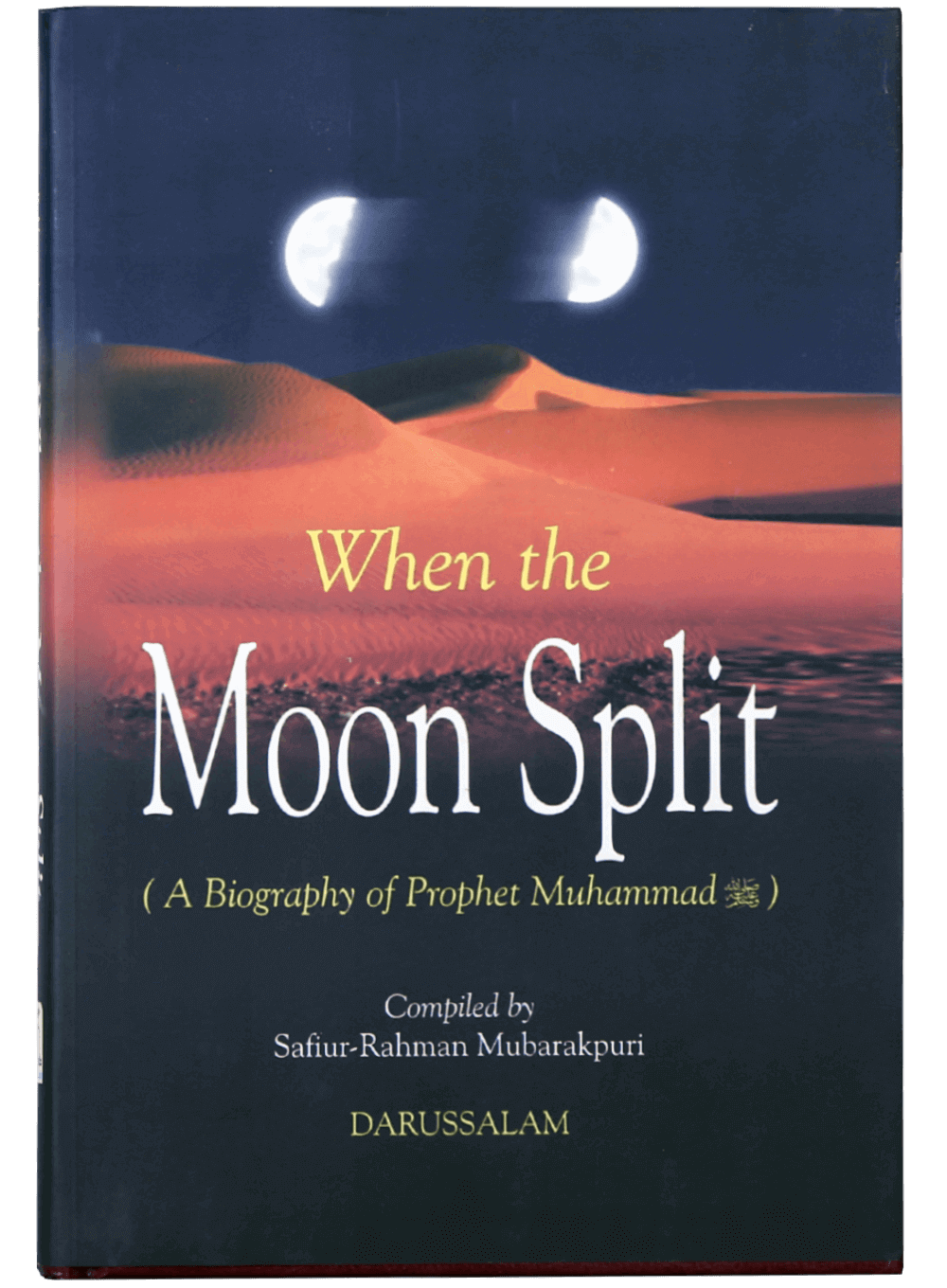 Image result for When the moon split